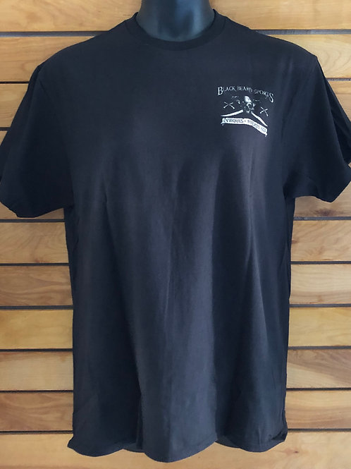 Black Beard Sports T-Shirt