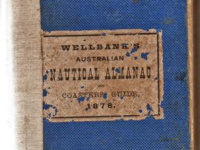 Navigating Port Stephens in 1878