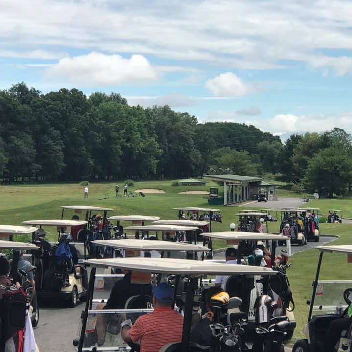 """27th Annual Trinity """"Old Swedes"""" Golf Tournament"""