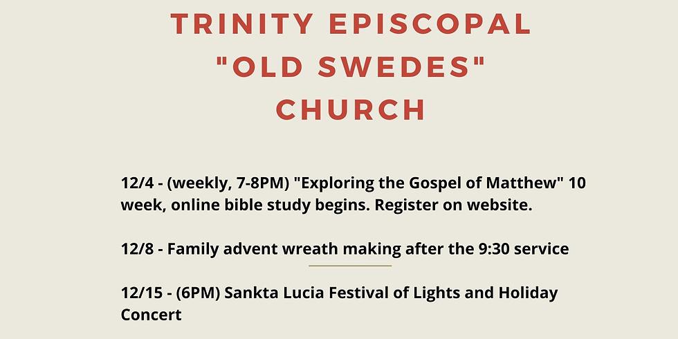 Advent at Trinity