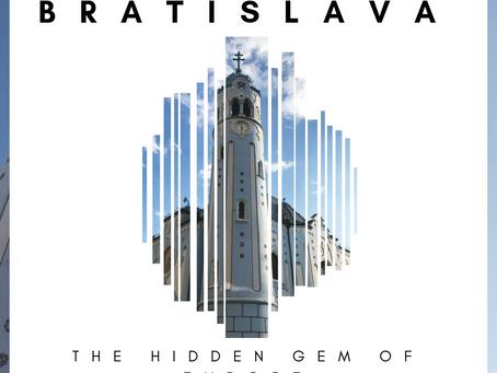 Why Bratislava is the Hidden Gem of Europe!