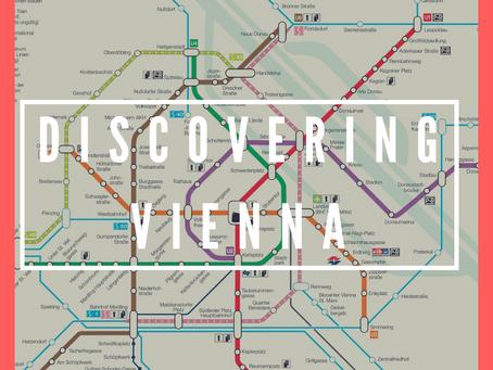 Discovering Vienna & The U-Bahn (Subway)