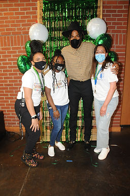 The Supreme Dream Foundation Partners With Building Blocks And Memphis Street Ministries To Host St. Patrick's Day Party For Local Memphis Youth
