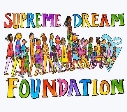 "The Supreme Dream Foundation Nabs Popular Artist ""Sister Cody"" To Design Foundation's New Logo"