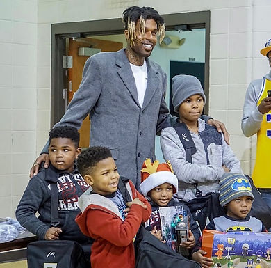 1st Annual CDR Holiday Blessing Event A Success!