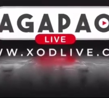 """JULY 11, """"AGAPAO LIVE PAY-PER-VIEW, GLOBAL CONCERT HOUSE PARTY ON THE XOD NETWORK"""