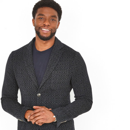 GONE TO SOON BUT NEVER TO BE FORGOTTEN, THE BLACK PANTHER'S SUPERHERO CHADWICK BOSEMAN HAS DIED