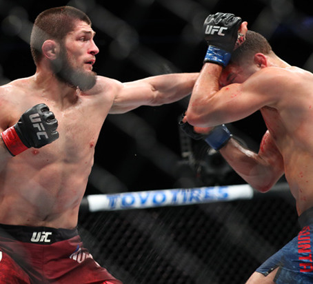 UFC Fights Will Air Six Hours On ESPN2: April 11, 2020
