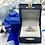 Thumbnail: 18K White Gold 0.25cttw Round Brilliant Diamond Semi Mount With Diamond Band