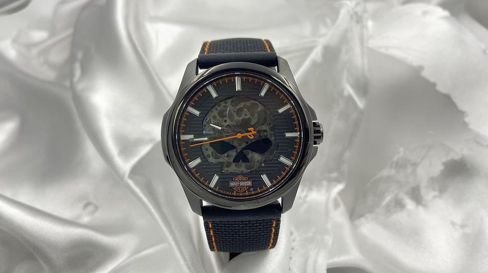 Mens Harley Davidson Automatic Watch
