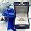 Thumbnail: 14K White Gold .25cttw Six Round Brilliant Diamond Ring