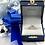 Thumbnail: 18K White Gold 1/4cttw Milgrain Head Diamond Engagement Ring