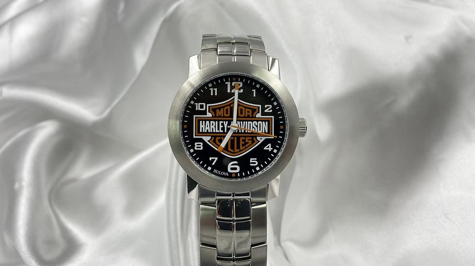 Mens Harley Davidson Watch