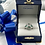 Thumbnail: 14k White Gold Emerald and Diamond Ring