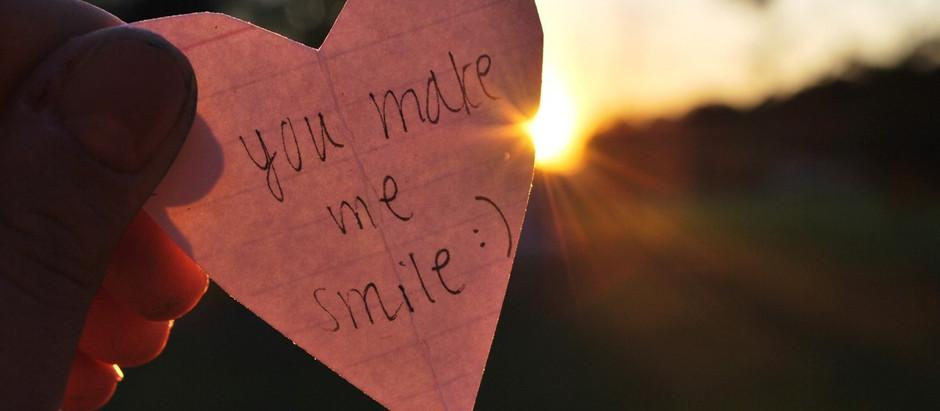 Make someone smile...