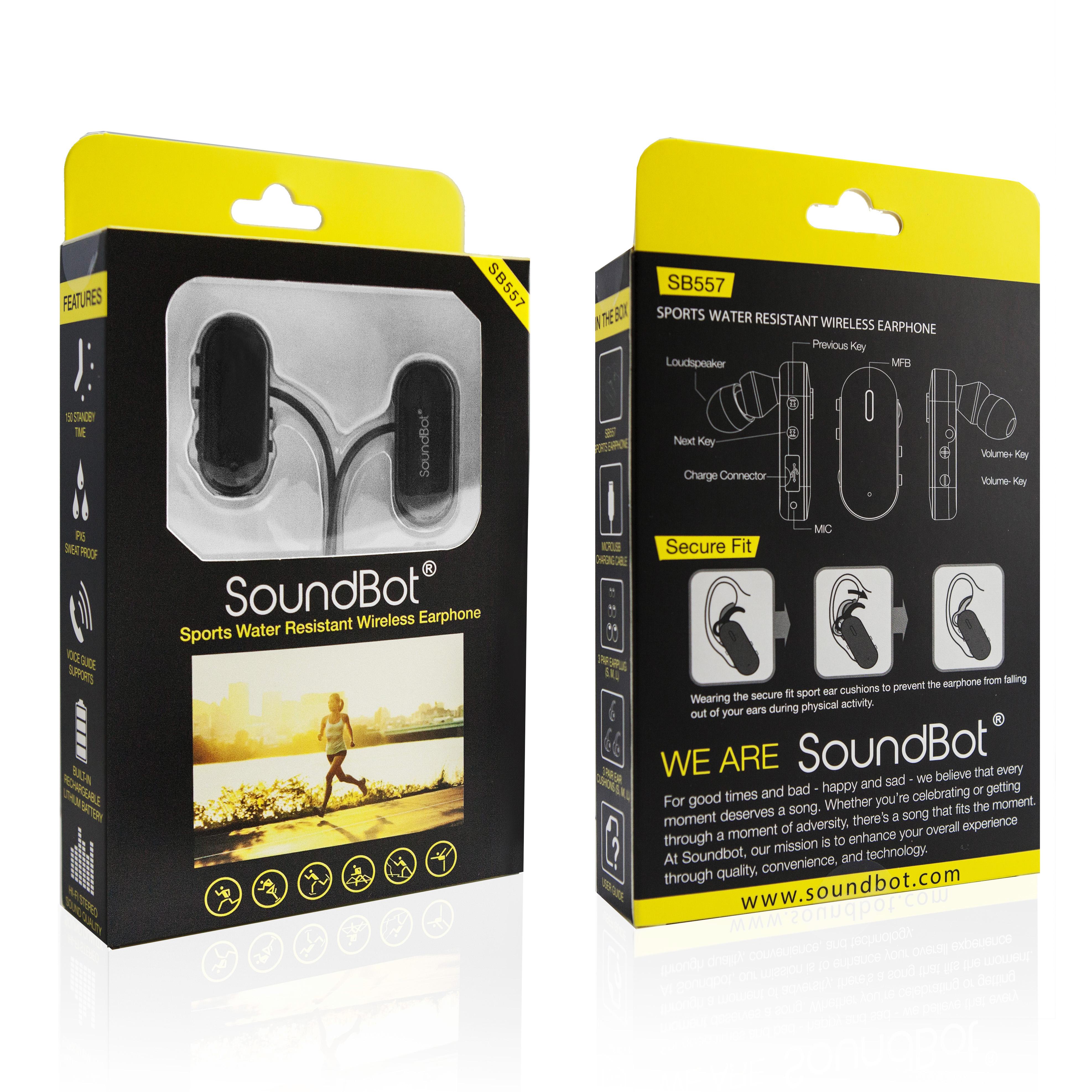 Soundbot Package