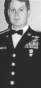 1st Sargent Donald Evans, DSC
