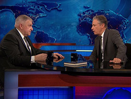 General Zinni on the Daily Show