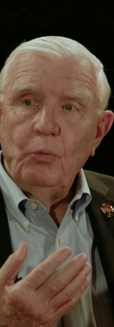 Leadership Lt. General Ron Christmas