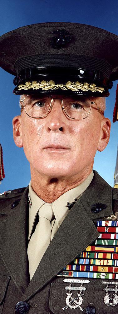 Lt. General Paul K. Van Riper
