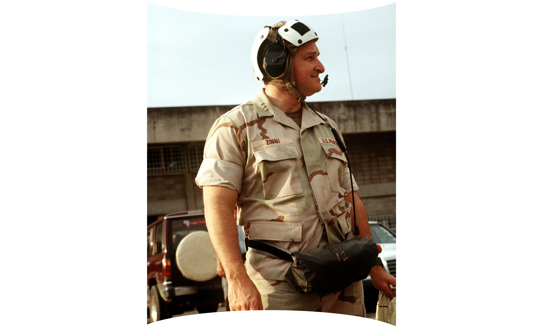 General Tony Zinni, Somalia
