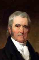 John Marshall, an American politician