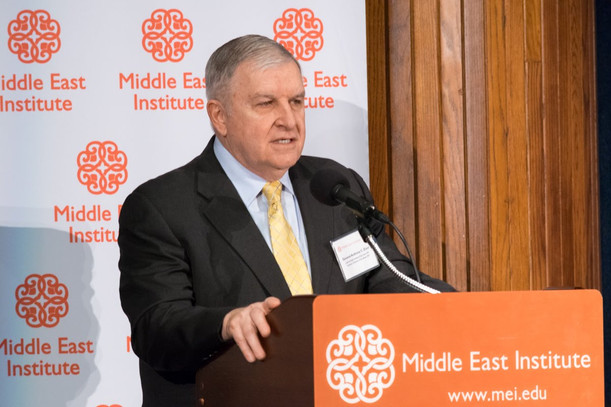 General Zinni Middle East Institute