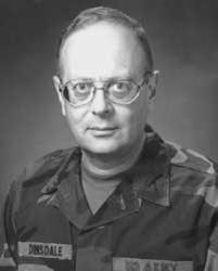 Colonel Roger Dimsdale, DSC