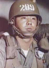 2nd Lt Vince Okamoto, DSC