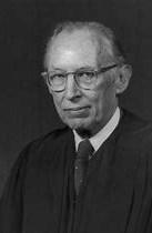 Lewis F. Powell Jr., an American lawyer