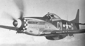 P-51 World War II