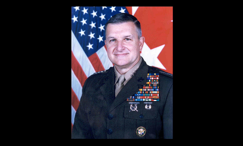 General Tony Zinni