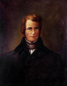 Thomas W. Gilme, an American statesman.