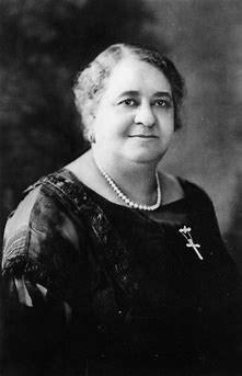 Maggie L. Walker, was an African-American teacher and businesswoman