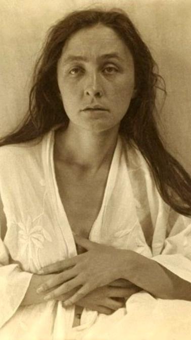 Georgia O'Keeffe was an American artist.