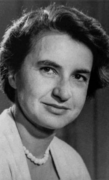 Rosalind Franklin, crystallographer