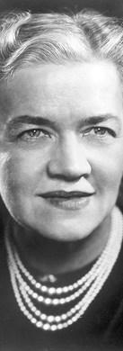 Margaret Chase Smith, a Republican politician