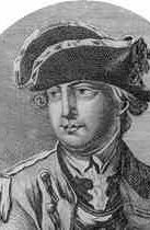 Charles Lee, a general of the Continental Army