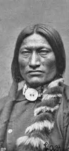 Black Kettle, chief of the southern Cheyenne