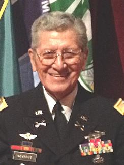 """Colonel Alfred """"Al"""" ALvarez, DSC"""