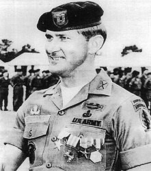 Captain Frederick L Spaulding, DSC