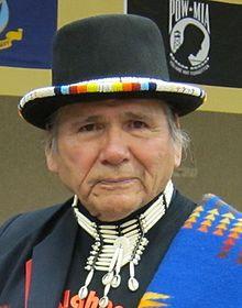Dennis Banks, Dennis Banks, a Anishinabe (Ojibwa) activist