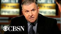General Zinni on CBS News