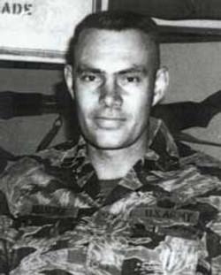 Lt. Colonel Richard D. Wandke