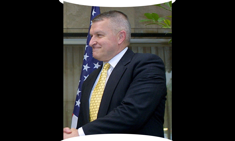 General Tony Zinni, Special Envoy
