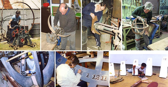 in sundial workshop