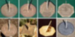 horizontal sundial photos