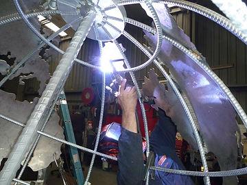 welding world globe