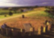 Mount Annan human sundial 2