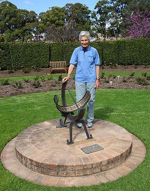 Wollongong equatorial sundial